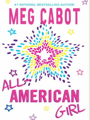 cover image of All-American Girl